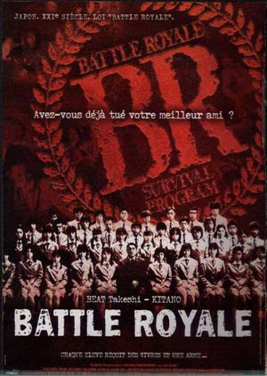 Battle Royale 1 (R)