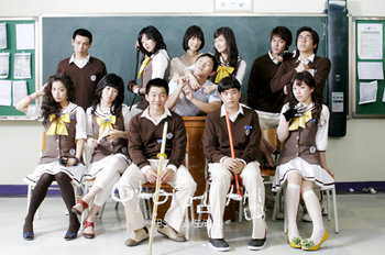 korean drama also known as i m sam i am teacher genre comedy drama