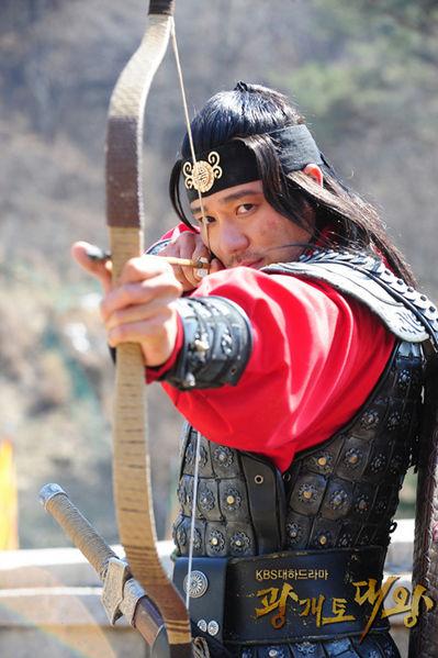 King Gwanggaeto the Great